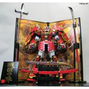 MG 1/100 Gundam Shin Musha Sengoku No Jin
