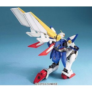 MG 1/100 Gundam Wing