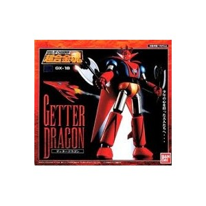 GX-18 Getter G Dragon