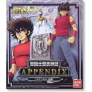 Seiya Pegasus Plain Cloth Appendix