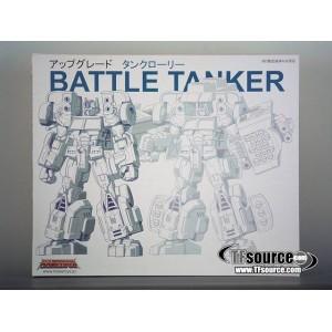 Maketoys Battle Tanker
