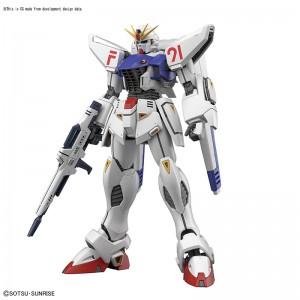Bandai Gunpla Master Grande MG 1/100 Gundam F91 Ver 2.0