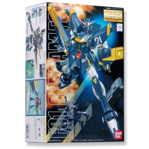 MG 1/100 Gundam F91 Harrison Custom