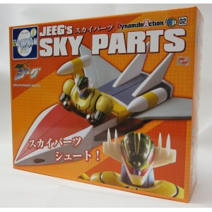 Evolution Toy Dynamite Action: OP-02 Jeeg's Sky Parts