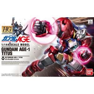 HG 1/144 Gundam AGE-1 Titus