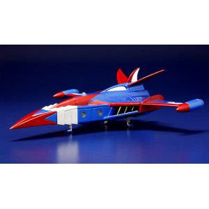 EXG Gatchaman Machine G-5 God Phoenix Metallic Repaint