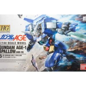 HG 1/144 Gundam AGE-1 Spallow