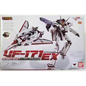 Bandai DX Chogokin  GE-56 Macross Frontier VF-171EX Alto Custom