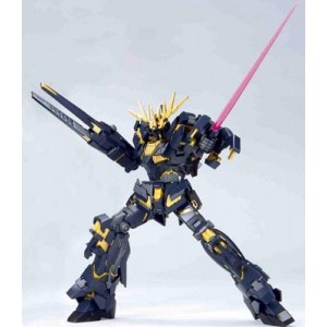 HGUC 1/144 Gundam Unicorn 2 Banshee Destroy Mode