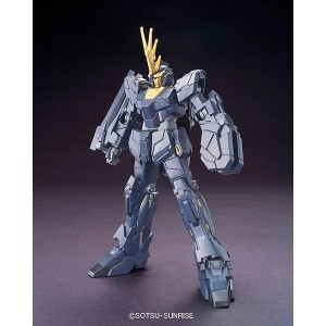 HGUC 1/144 Gundam Unicorn 2 Banshee Unicorn Mode