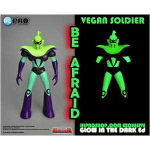 HL Pro Vinyl Figure Vegan Soldier: Soldato di Vega Glow In The Dark Version Limited 300 Pcs