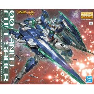 Bandai Gunpla Master Grade MG 1/100 Gundam Qant Full Saber