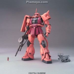MG 1/100 MS-06S Zaku II Char's Custom Ver 2.0