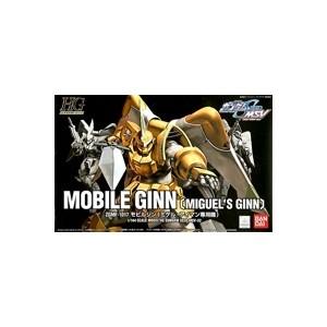 HG 1/144 Mobile Ginn(Miguel's Custom)