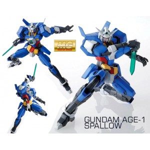 MG 1/100 Gundam Age-1 Spallow