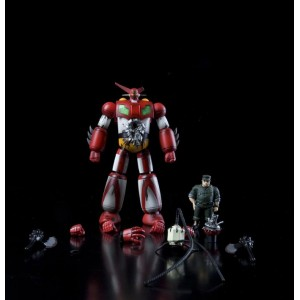 Getter 1 Oav Damaged Anime Expor Limited Edition