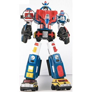 Miracle Production MA-01 Voltron Vehicle Force(Dairugger XV)