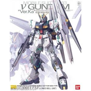Bandai Gunpla Master Grade MG 1/100 Gundam Nu Ver. Ka
