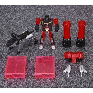 MP-15 Rumble & Jaguar/Ravage + Metal Coin