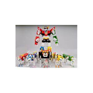 Voltron Lion Force(60 cm) Complete Set + Sven Exclusive Figure