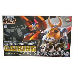 Evolution Toy Dynamite Action No.02: Gaiking 'Black Version'