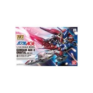 HG 1/144 Gundam AGE-3 Orbital