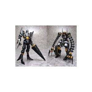EXG Getter 2 & Getter 3 Black Version Limited Edition + Rifle Bonus