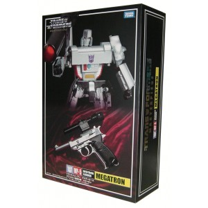 MP-5 Megatron + Extra Parts