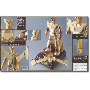 GX-01RG Mazinger Z Gold