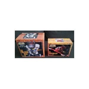PX-01 Hover Pilder + PX-01X Mazinger Z Head