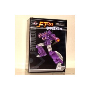 Fantoys FT-03 Quakewave aka Shockwave