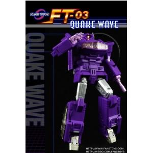Fantoys FT-03 Quakewave aka Shockwave