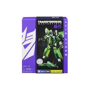 "MP-11A/MP-01 Acid Storm ""Toys'R Us Exclusive"""