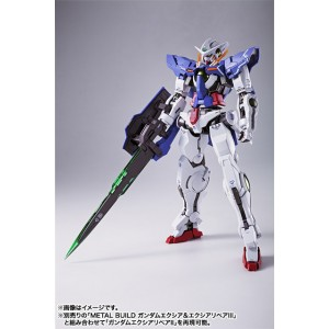 Metal Build Gundam Exia Repair I & II