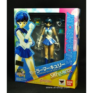 S.H.Figuarts Sailor Moon: Sailor Mercury(Usato)
