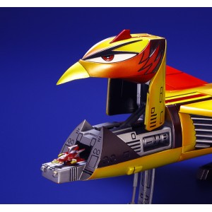EXG Gatchaman Machine New God Phoenix Hi No Tori Version