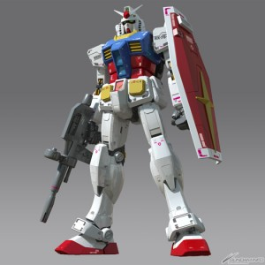 MG 1/100 Gundam RX-78-2 Ver 3.0
