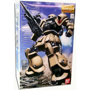 MG 1/100 MS-06F-2 Zaku II F2 Earth Federation