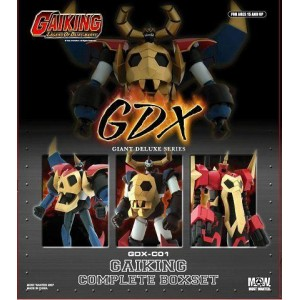 GDX-C01 Gaiking The Great Complete Boxset