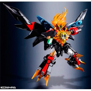 SRC Genesic Gaogaigar + Hell & Heaven Effect Parts