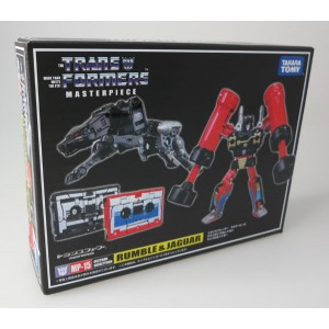 MP-15 Rumble & Jaguar + MP-16 Frenzy & Buzzsaw