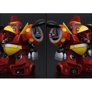ES-06 Gowapper-5 Gordam Godam + ES-06D Dragon Parts