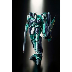 GE-45 RVF-25 Super Messiah Luca Custom + Macross Frontier Ghost and Weapons Set Tamashii Web