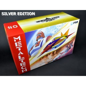 HL Pro Metaltech-05 Gattaiger Silver Exclusive Version Limited 100 PCS
