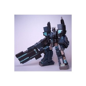 Fansproject TFX-01B Shadow Commander Trailer with Nemesis Prime Set
