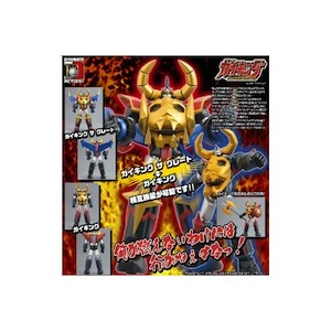 Evolution Toy Dynamite Action No.15: The Legend Of Daiku Maryu Gaiking: Gaiking The Great