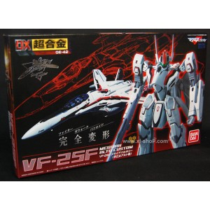 GE-42 VF-25F Messiah Alto Custom + Armored Parts Tamashii