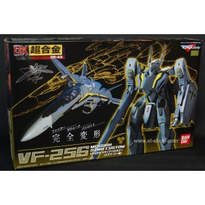 GE-43 VF-25S Messiah Ozma Custom + Super Parts Tamashii