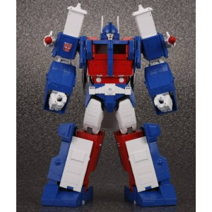 MP-22 Ultra Magnus + Metal Coin