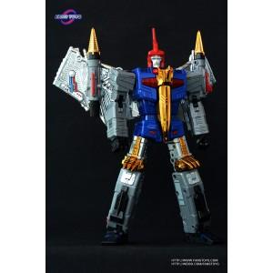 Fantoys FT-05 Soar (Dinobot Swoop G1) Blue Version